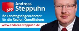 Zur Homepage des Landtagsabgeordneten Andreas Steppuhn