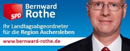 Zur Homepage des Landtagsabgeordneten Bernward Rothe