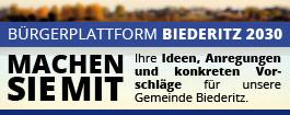 Bürgerplattform Biederitz 2030