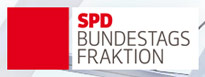 Homepage der SPD-Bundestagsfraktion