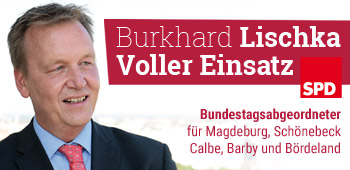 Zur Homepage des SPD-Bundestagsabgeordneten Burkhard Lischka