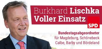 Zur Homepage des SPD-Bundestagsabgeordneten Burkhard Lischka