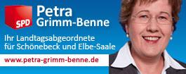 Zur Homepage der Landtagsabgeordneten Petra Grimm-Benne