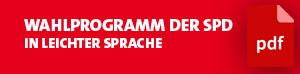 Wahlprogramm der SPD Sachsen-Anhalt in leichter Sprache
