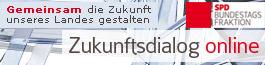 Zukunftsdialog online der SPD-Bundestagsfraktion